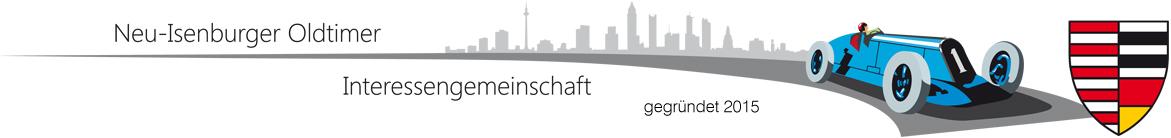 Neu-Isenburger-Oldtimer-IG logo